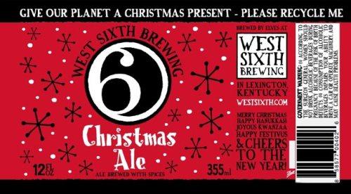 West Sixth Christmas Ale