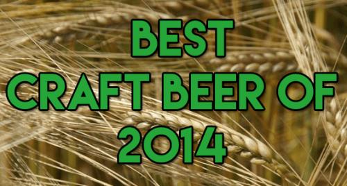 BEST CRAFT BEER 2014