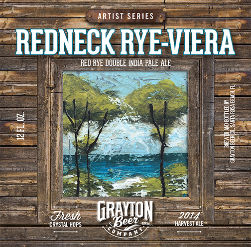 Grayton Beer - Redneck Rye-viera