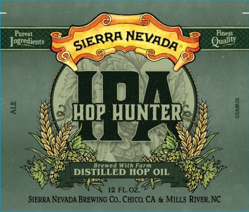 Sierra Nevada Hop Hunter IPA