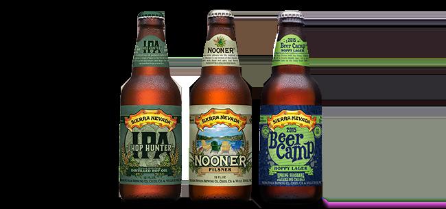 Sierra Nevada Brewing - New beer for 2015