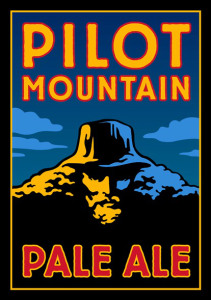 Foothills Brewing - Pilot Mountain Pale Ale