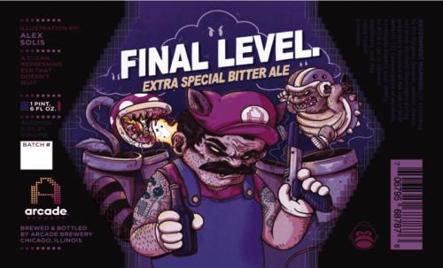 Arcade Final Level