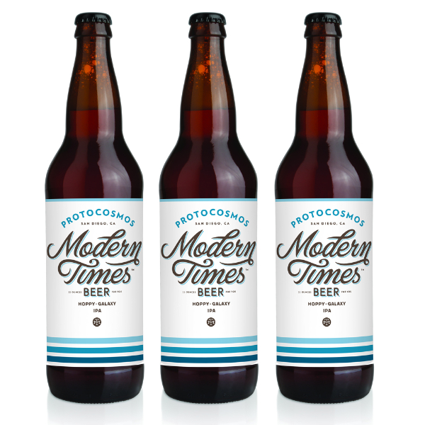 Modern Times Beer - Protocosmos