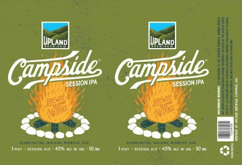 Upland Campside Session IPA