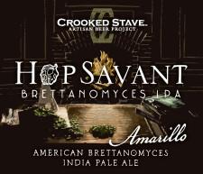 Crooked Stave HopSavant Brettanomyces IPA