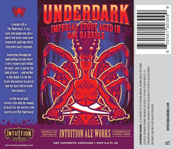 Intuition Ale Works Underdark