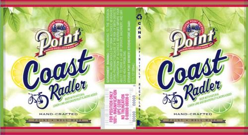 Point Brewing Coast Radler