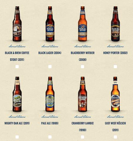 Sam Adams Drinkers Choice1
