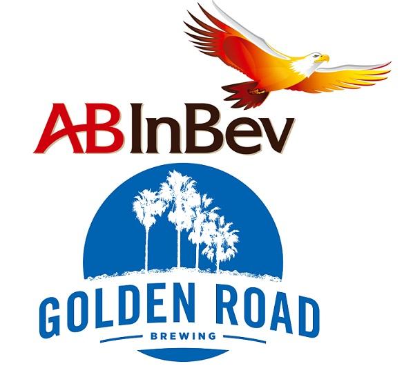 AB InBev logo