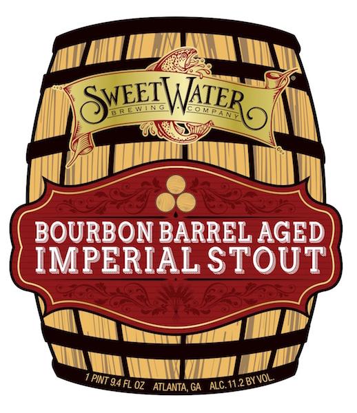 SweetWater Bourbon Barrel Aged Stout