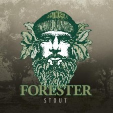 Green Man Brewery - Forester Stout