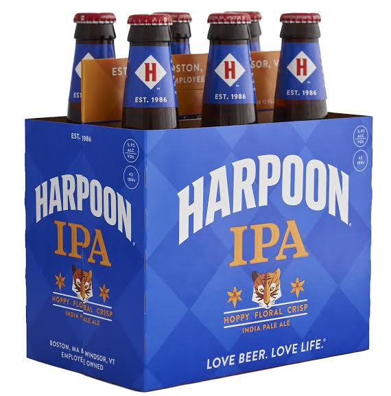 Harpoon Brewery - Harpoon IPA