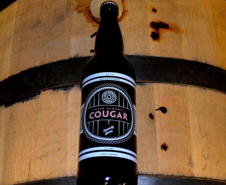 Aspen Brewing Co. - Cougar