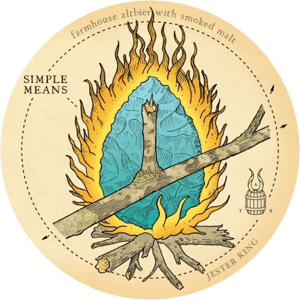 Jester King Simple Means