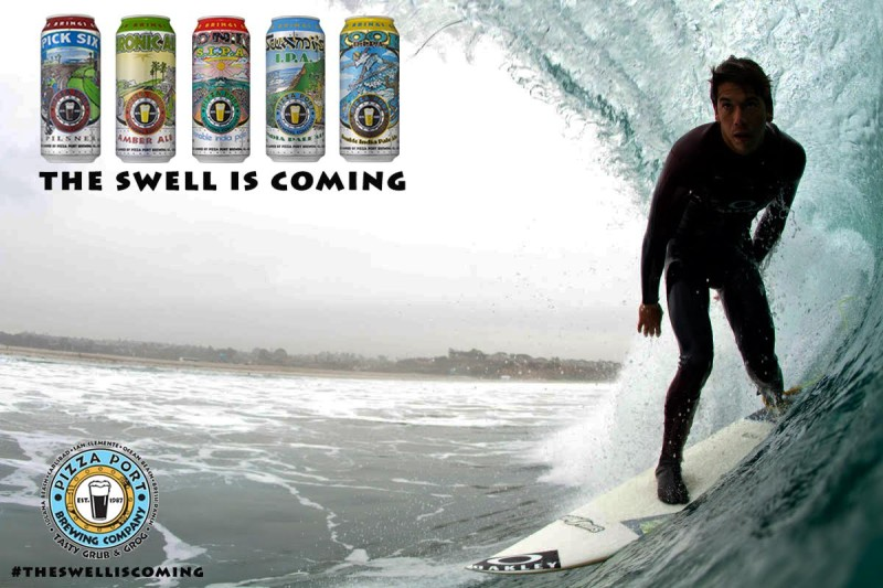 Pizza Port Brewing - The Swell Is Coming