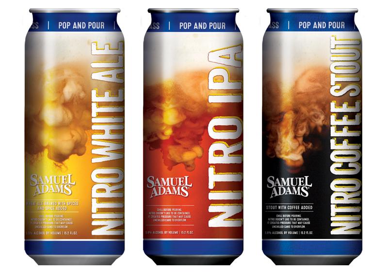 Samuel Adams Nitro Beer Project