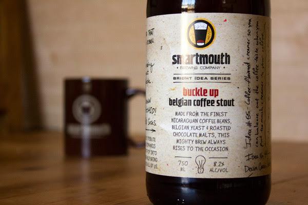 Smartmouth Brewing 750 Bottles