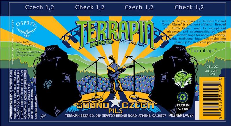 Terrapin Sound Czech Pils