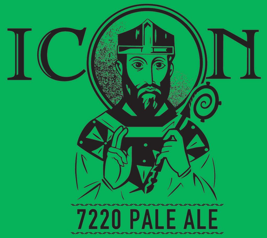 Saint Arnold Icon Green – 7220 Pale Ale