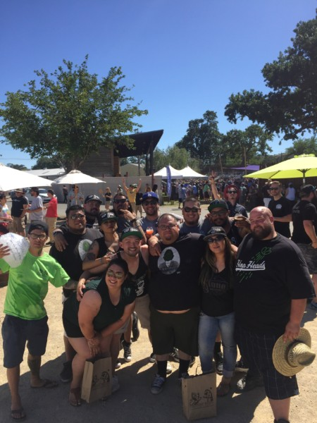 Firestone Walker Invitational Beer Fest 2016 (FWIBF16)