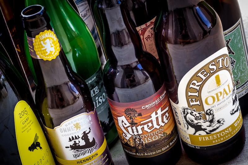 Craft Beer Choices John Holzer