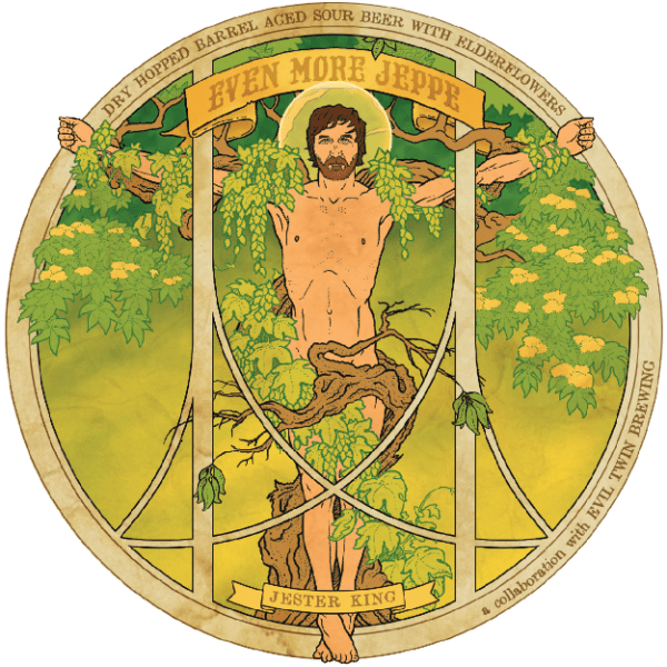 Jester King Even More Jeppe