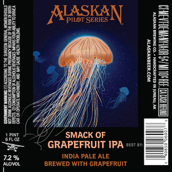Alaskan Smack of Grapefruit IPA