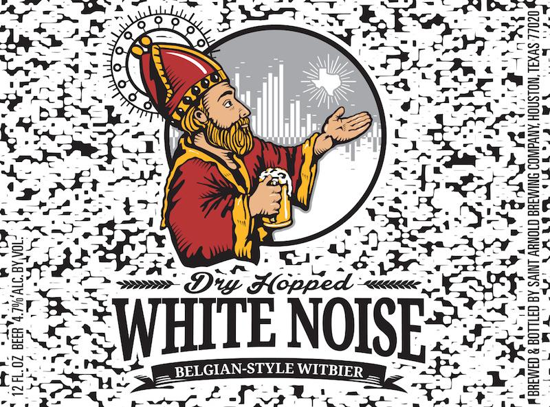 Saint Arnold White Noise