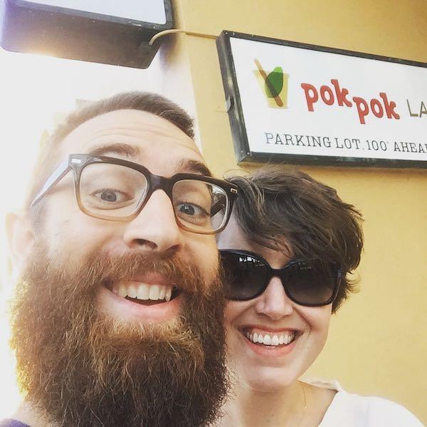 Bob and Tiffany Kunz Highland Park Brewery