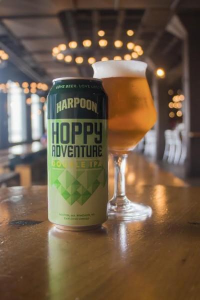 Harpoon Brewery - Hoppy Adventure