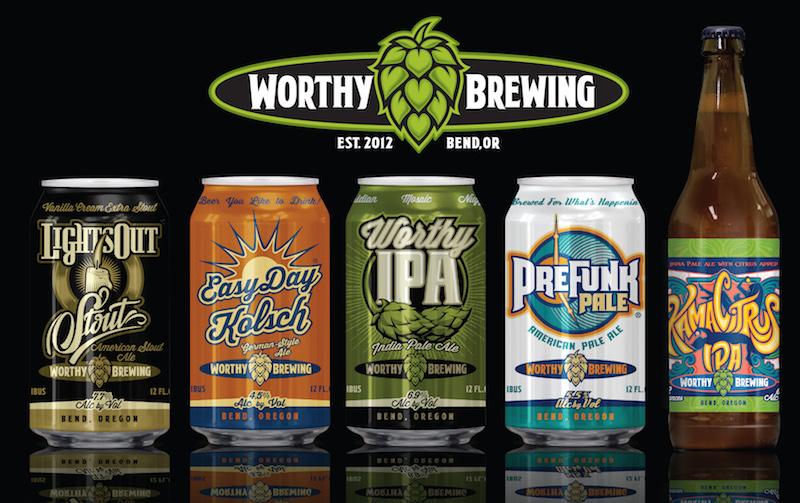 Worthy Brewing 2016