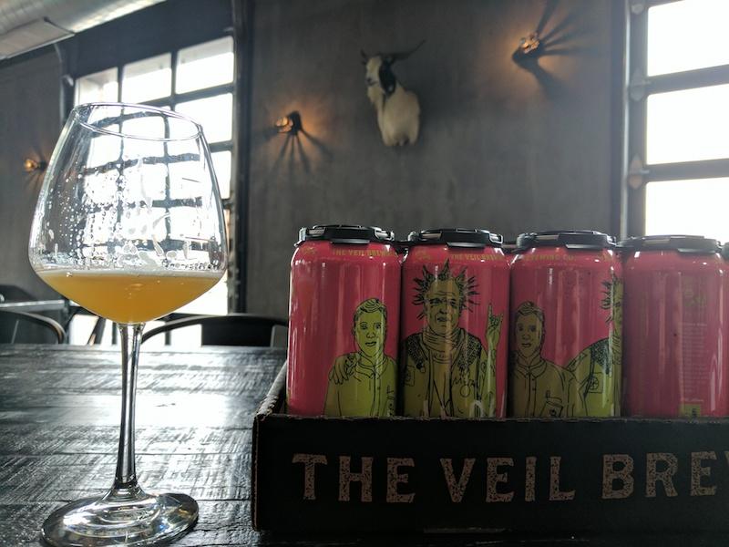 Veil Brewing of Richmond, VA