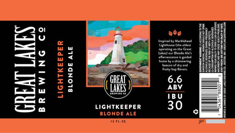 Great Lakes Brewing Lightkeeper Blonde