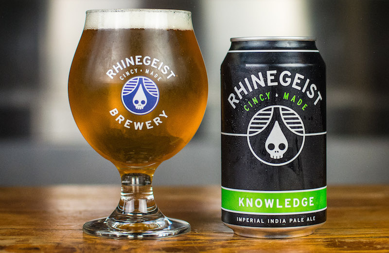 Rhinegeist Knowledge IIPA