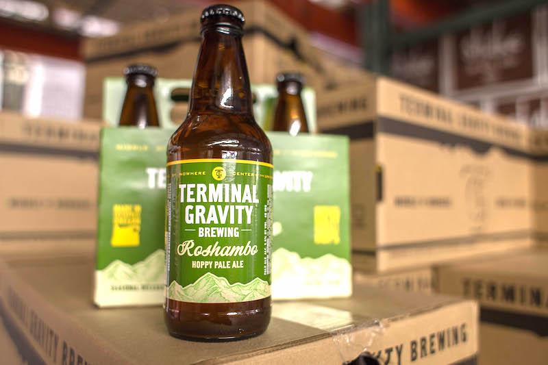 Terminal Gravity Roshambo