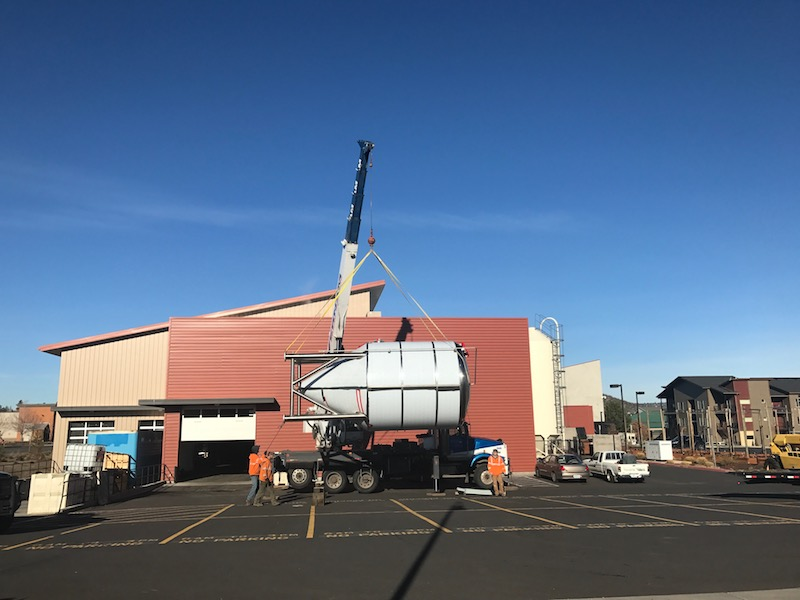 Worthy Brewing Brewhouse Expansion