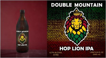 Double Mountain - Hop Lion IPA