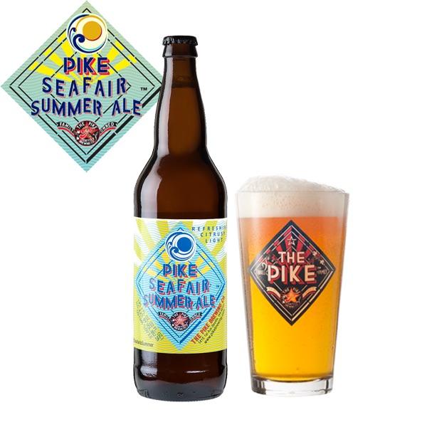 Pike Brewing Seafair Summer Ale