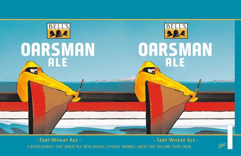 Bells Oarsman Can Label