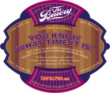 The Bruery You Know What Time It Is