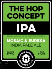 The Hop Concept - Mosaic & Eureka IPA