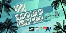 KROQ Beach Clean-Up Concert Series Sponsored by Angel City Brewing
