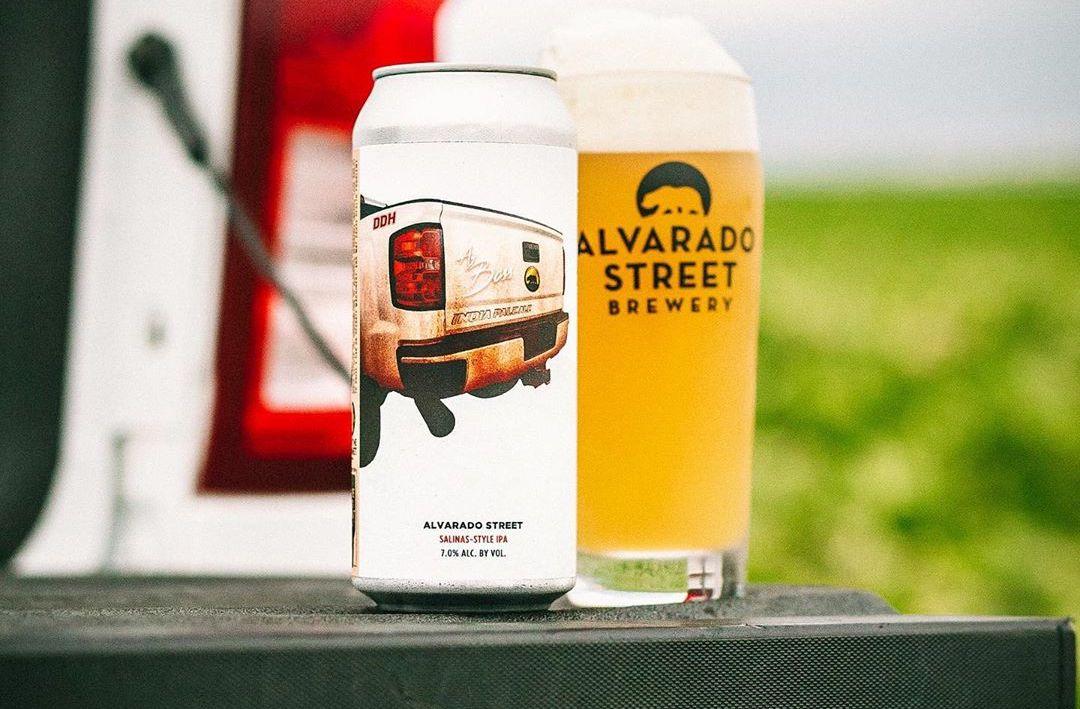 Alvarado St Can Release Daily