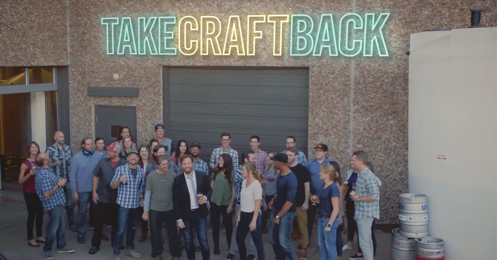 Brewers Association - Take Craft Back