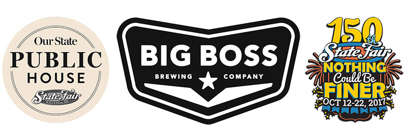 Big Boss Brewing - N.C. State Fair 2017