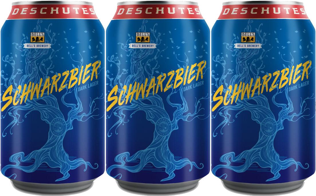 Bells Deschutes Schwartzbier