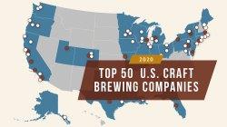 Brewers Association Top 50 2020