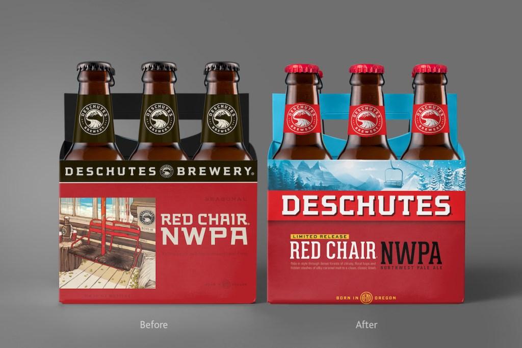 Deschutes Red Chair 2019