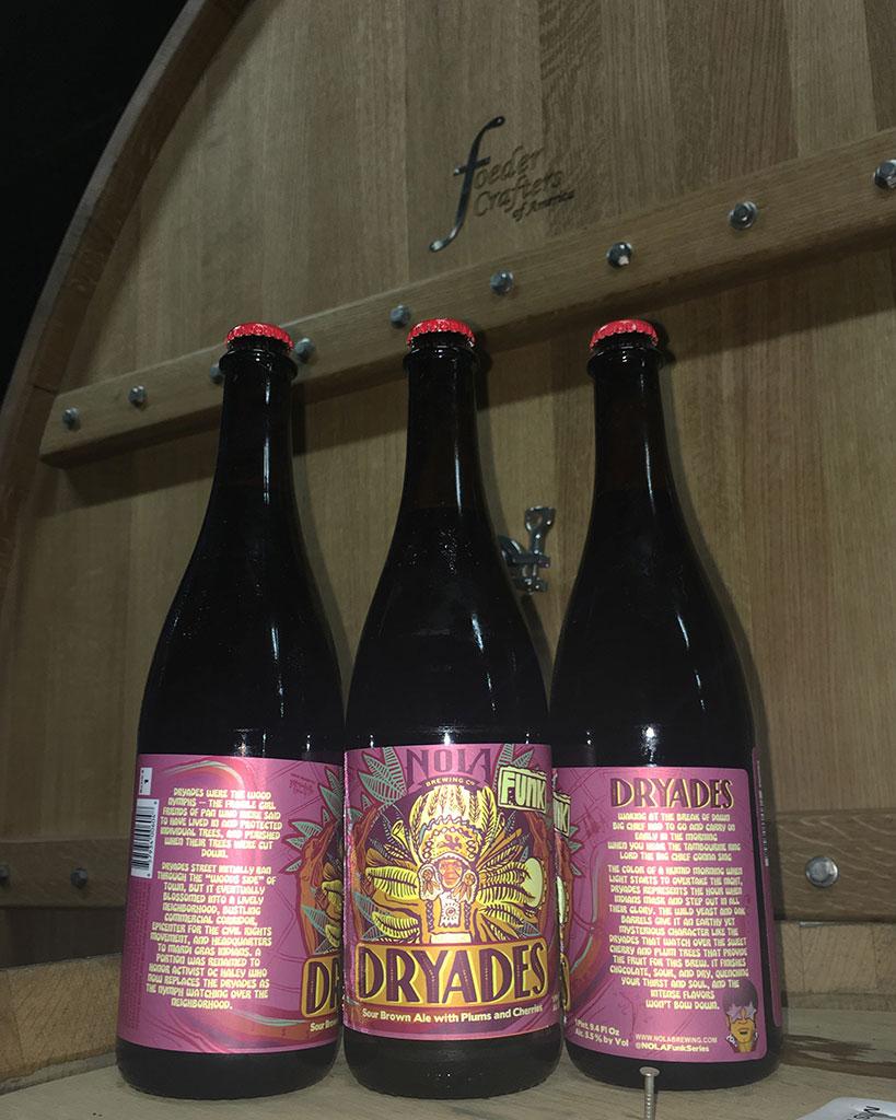 NOLA Brewing - Dryades (Bottle)
